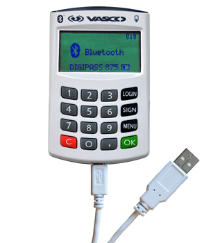DIGIPASS Reader 875