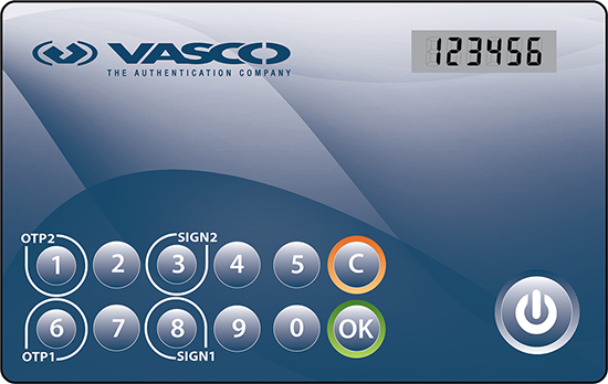 VASCO DIGIPASS 280