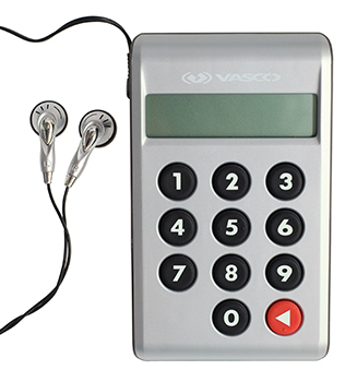 VASCO DIGIPASS 301 Comfort Voice