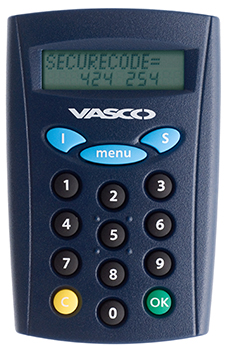 VASCO DIGIPASS 810