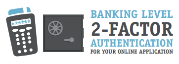 Banking Level 2-factor Authentication